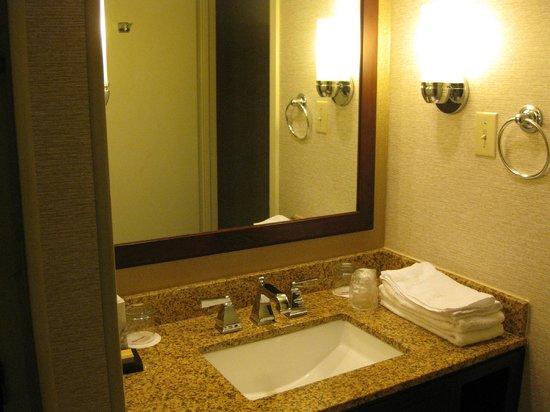 Boca Raton Marriott at Boca Center: Great vanity