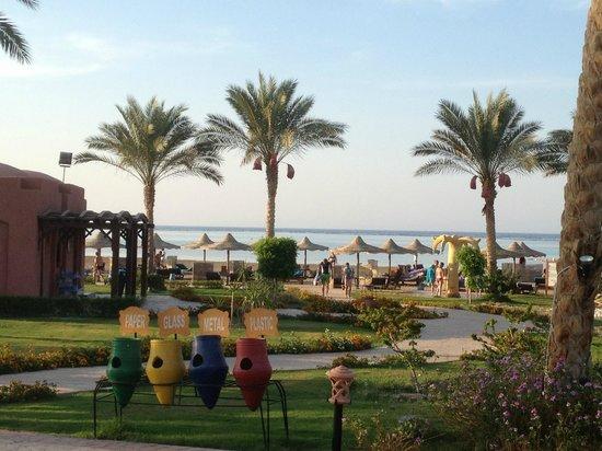 SENTIDO Oriental Dream Resort : vue sur la mer