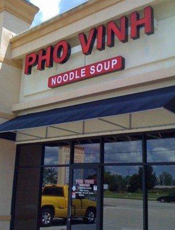 Pho Vinh: Great Soup
