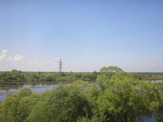 Gomel Region, Belarus: Припять