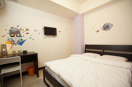 Alohas Hostel: Double Room