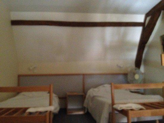 Abbaye Royale : Chambre pour 4 (mezzanine)