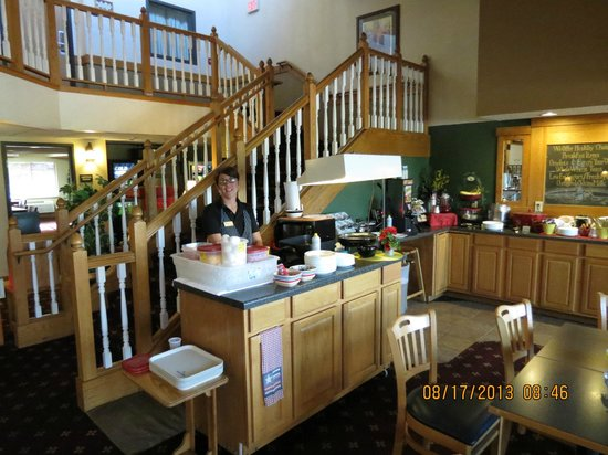 Americinn Lodge Suites Prairie Du Chien Updated 2017 Hotel Reviews Price Comparison