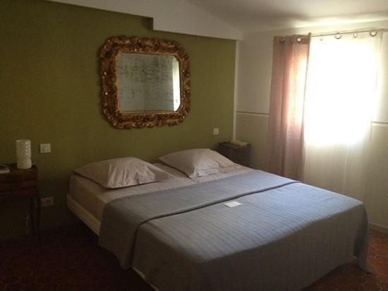 La Maison d'Odette : dormitorio