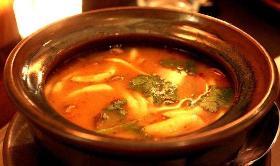 Patara Fine Thai Restaurant - Oxford Circus: Tom Yum Goong