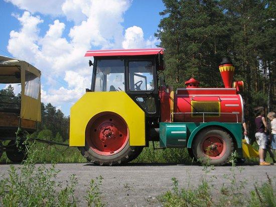 Gomel Region, Hviterussland: на сафари