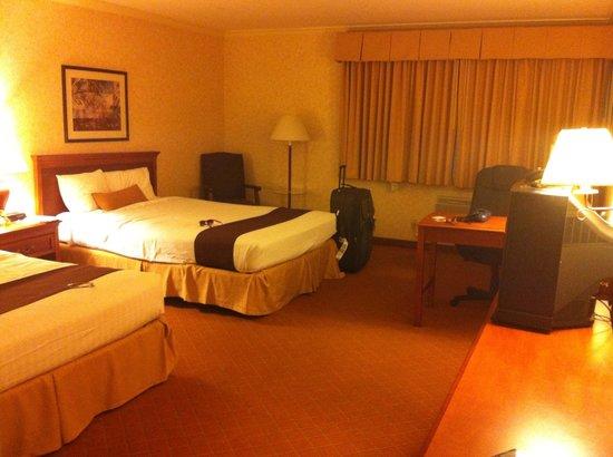 Camarillo Executive Inn & Suites: Room 316