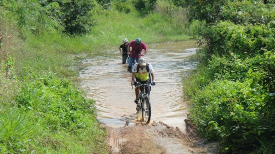 Bike World Explores Myanmar - Day Tours