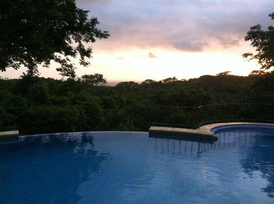 Hotel Luna Azul: infinity pool