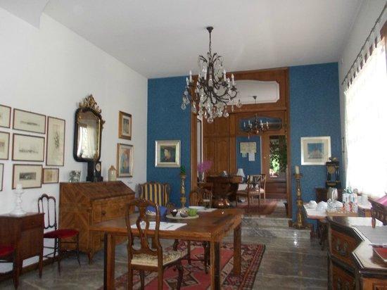 Bed & Breakfast Villa Miani: Sala Colazioni!