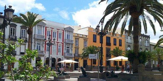 Cafe Plaza Las Palmas
