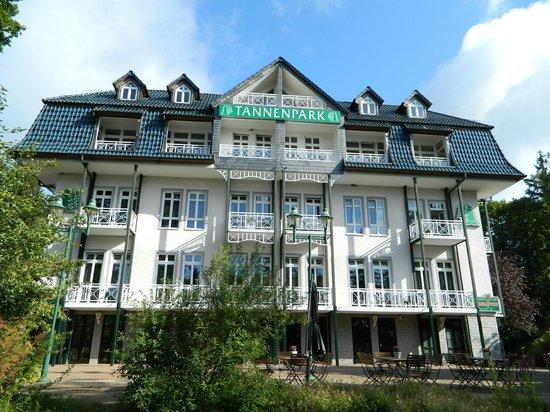 Tannenpark: Das Hotel