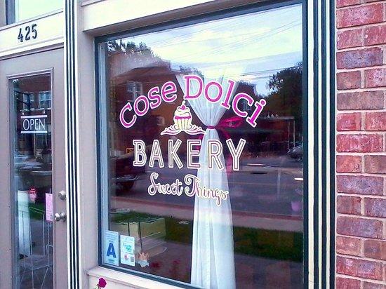 Cose Dolci Bakery: Cose Dolci.... Sweet Things.... Yummmmmy