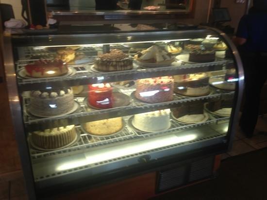 Jefferson City, TN: great dessert to