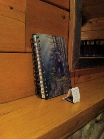 Baker Creek Mountain Resort: Guest book...