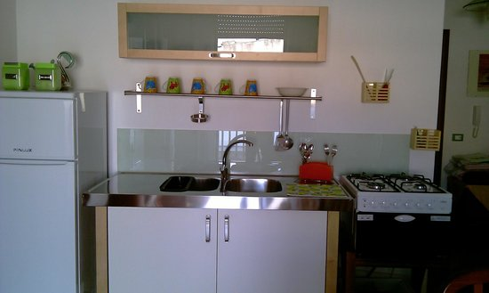 Casa Baby Planet: cucina sit 3