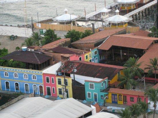 Iracema Travel Hotel: sacada do hotel