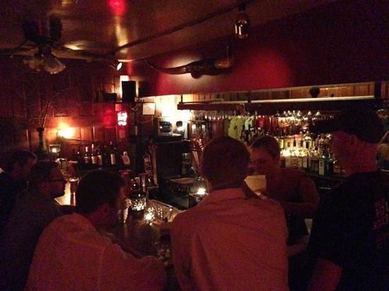 Bull Branch: Bar