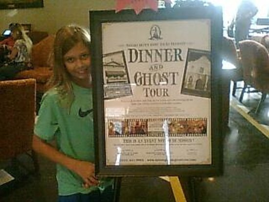 Sisters Grimm Ghost Tour Reviews