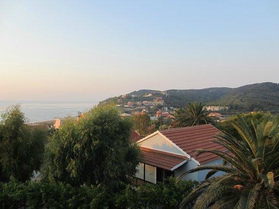 Tsaros Apartments: View from the balcony