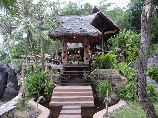 Rim Lae, restaurant Koh tao Cabana