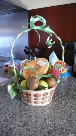 Mirador del Mar Villas: Beautiful Basket
