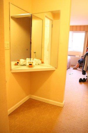 Skyline Hotel: Hotel Room