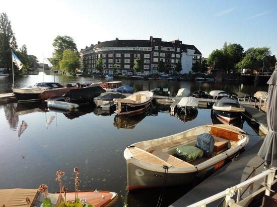 Apollo Hotel Amsterdam: Wonderful location