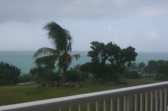 Gems At Paradise Resort: View from our deck
