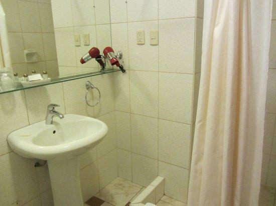 Hotel Qalasaya: bagno 2