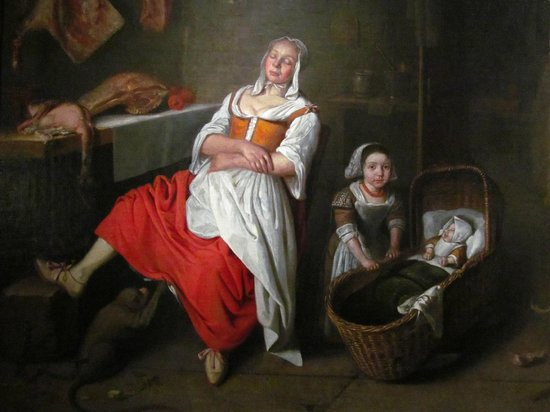 Frans Hals Museum Example Painting Watch The Cheeky