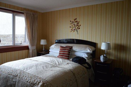Beachgate Guest House: Il letto comodissimo