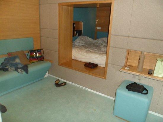 Hotel Odyssey by Elegancia: Chambre