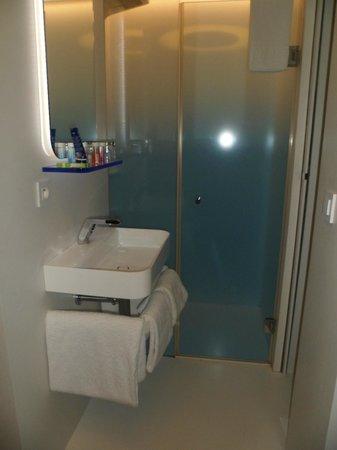 Hotel Odyssey by Elegancia: Salle de bain