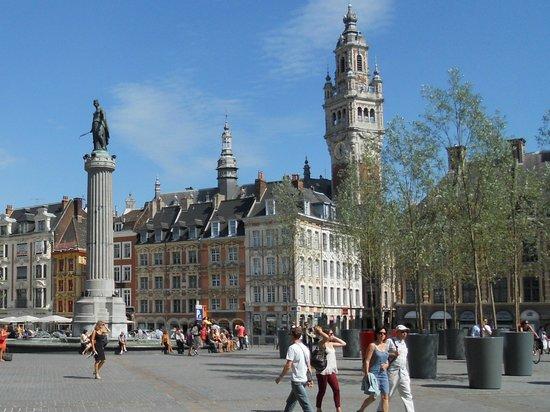 A La Fleur d'Oranger : Beautiful Lille