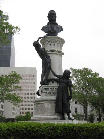 Lafayette Square, New Orleans, LA
