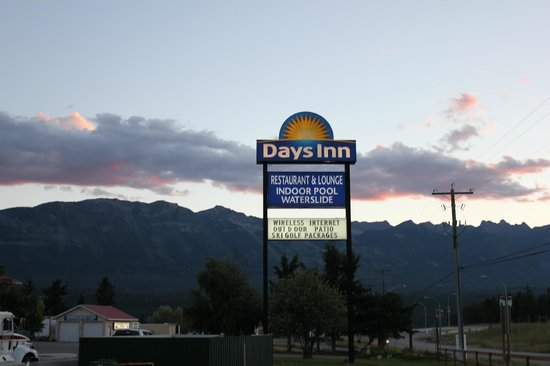 Days Inn Golden: Hotel