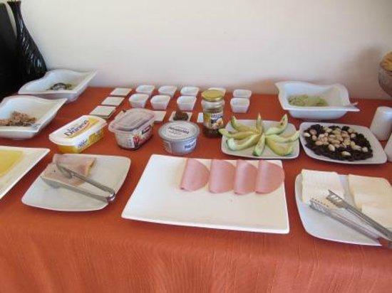 Tanda Pata Cusco: colazione 1