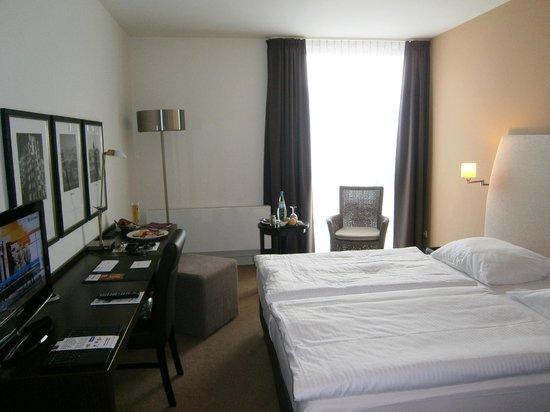 The Rilano Hotel Munich : Schönes Zimmer