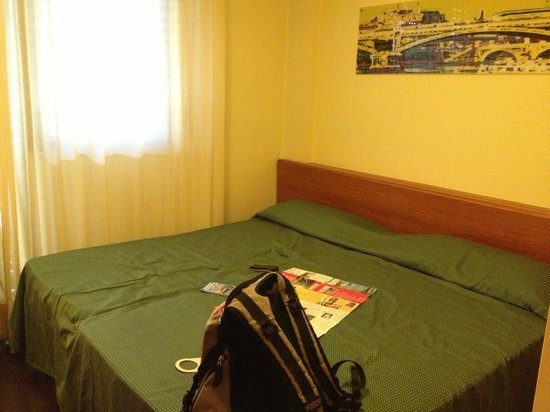 Hotel Sisto V: chambre
