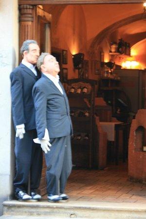 Corleone : l'entrée