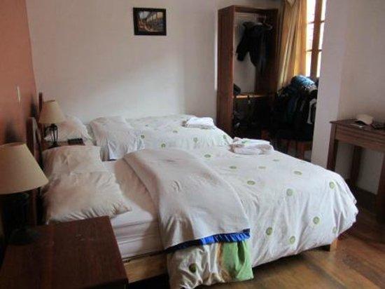Tikawasi Valley Hotel: camera 206