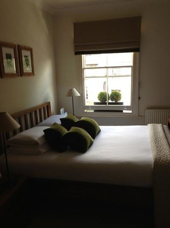 The Kings Arms Hotel and Restaurant: Room 9 - Stephen