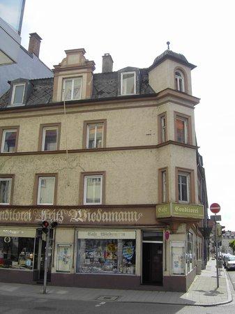 Cafe Konditorei Wiedamann
