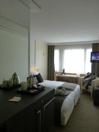 Crowne Plaza Zurich Hotel: foto de nossa suíte número 1119