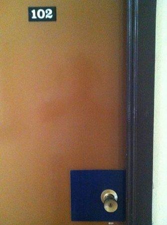 TRH BAEZA: puerta
