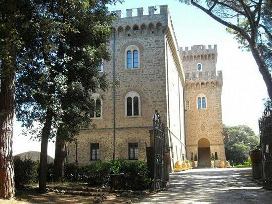 Castello Pasquini Castiglioncello