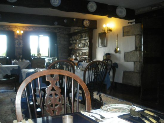 Jenkinsons Farm Bed & Breakfast: Dining Room