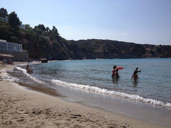 Istron Villas : Istron bay beach
