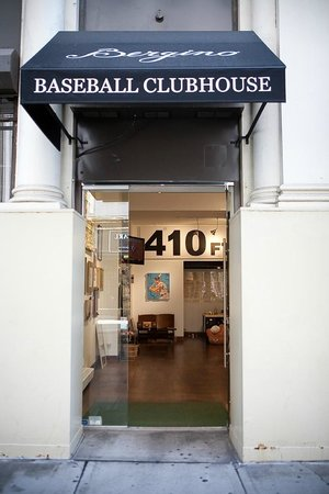 Bergino Baseball Clubhouse -- Entrance